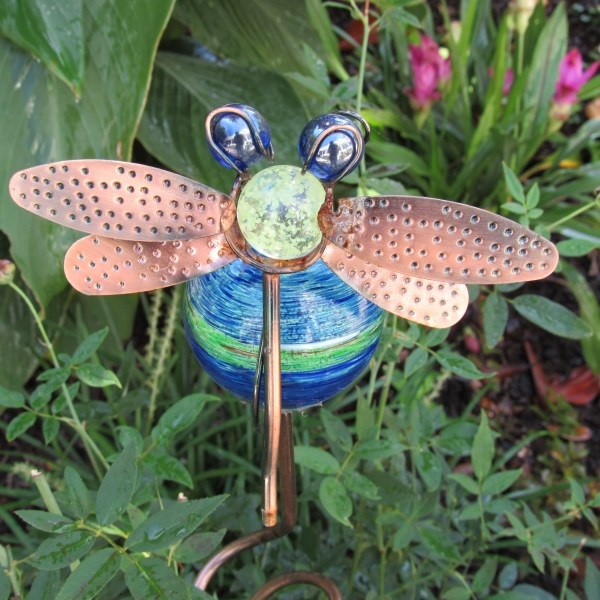 Garden globe