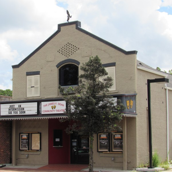 James Dean community theater