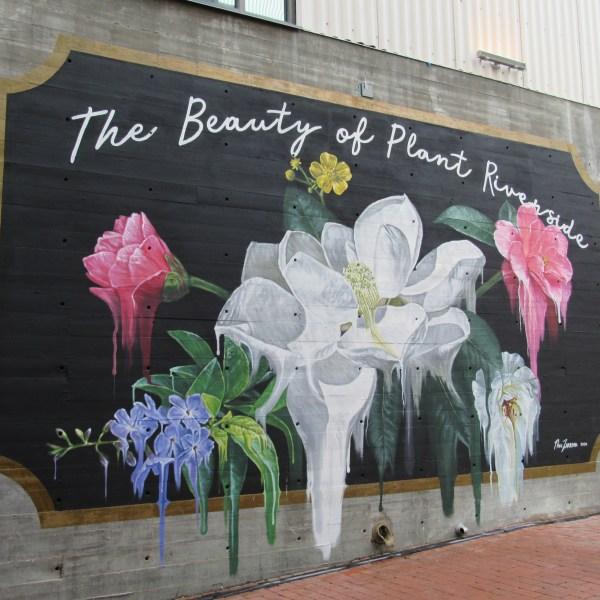 Savannah Mural