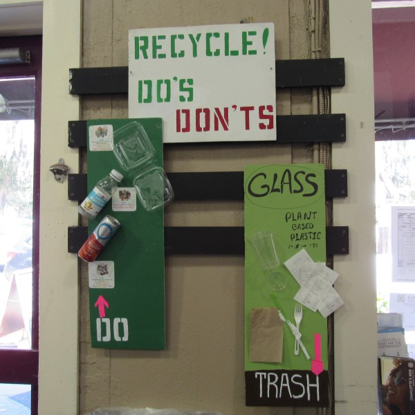 Recycling and sorting