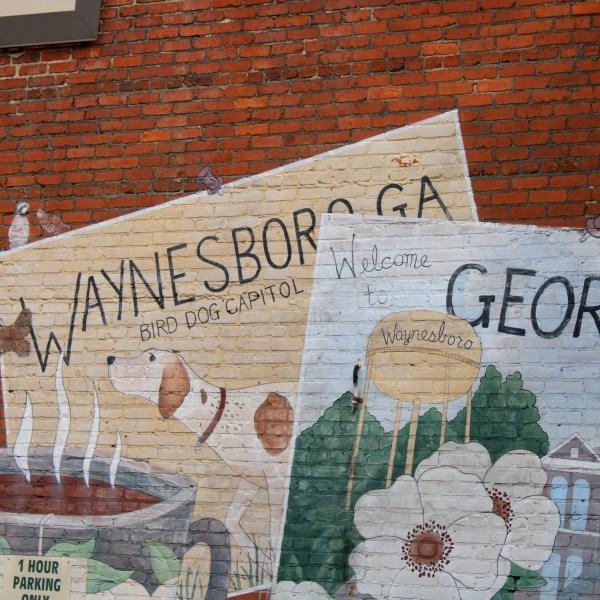 Waynesboro Mural