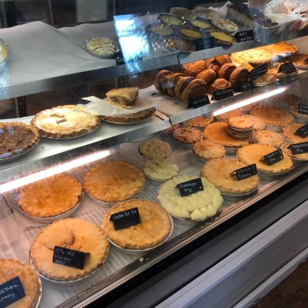 Pie Society Restaurant Case