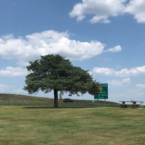 Interstate Rest Area