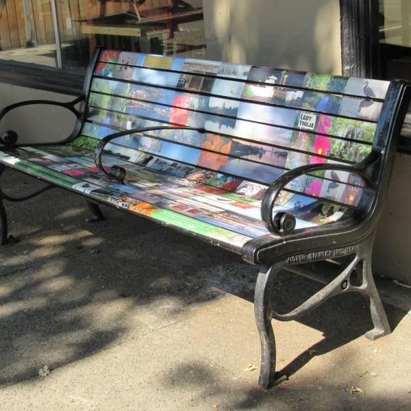 Olympia bench