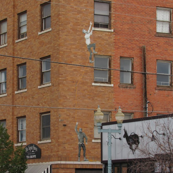 Street art Laramie