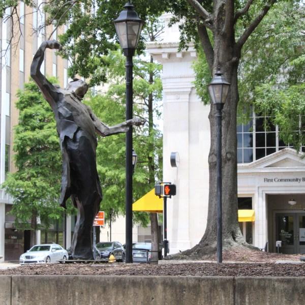 Augusta Sculpture trail