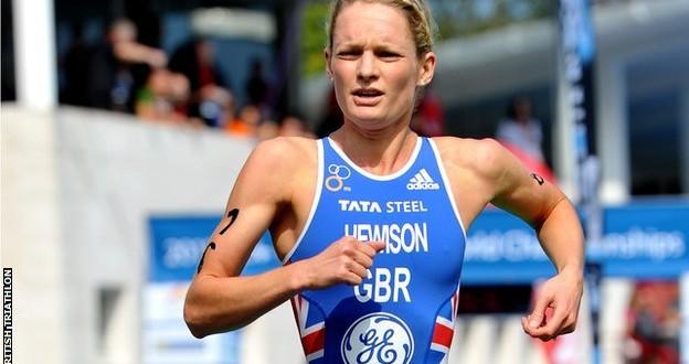 Katie Hewison Duathlon Duathlete