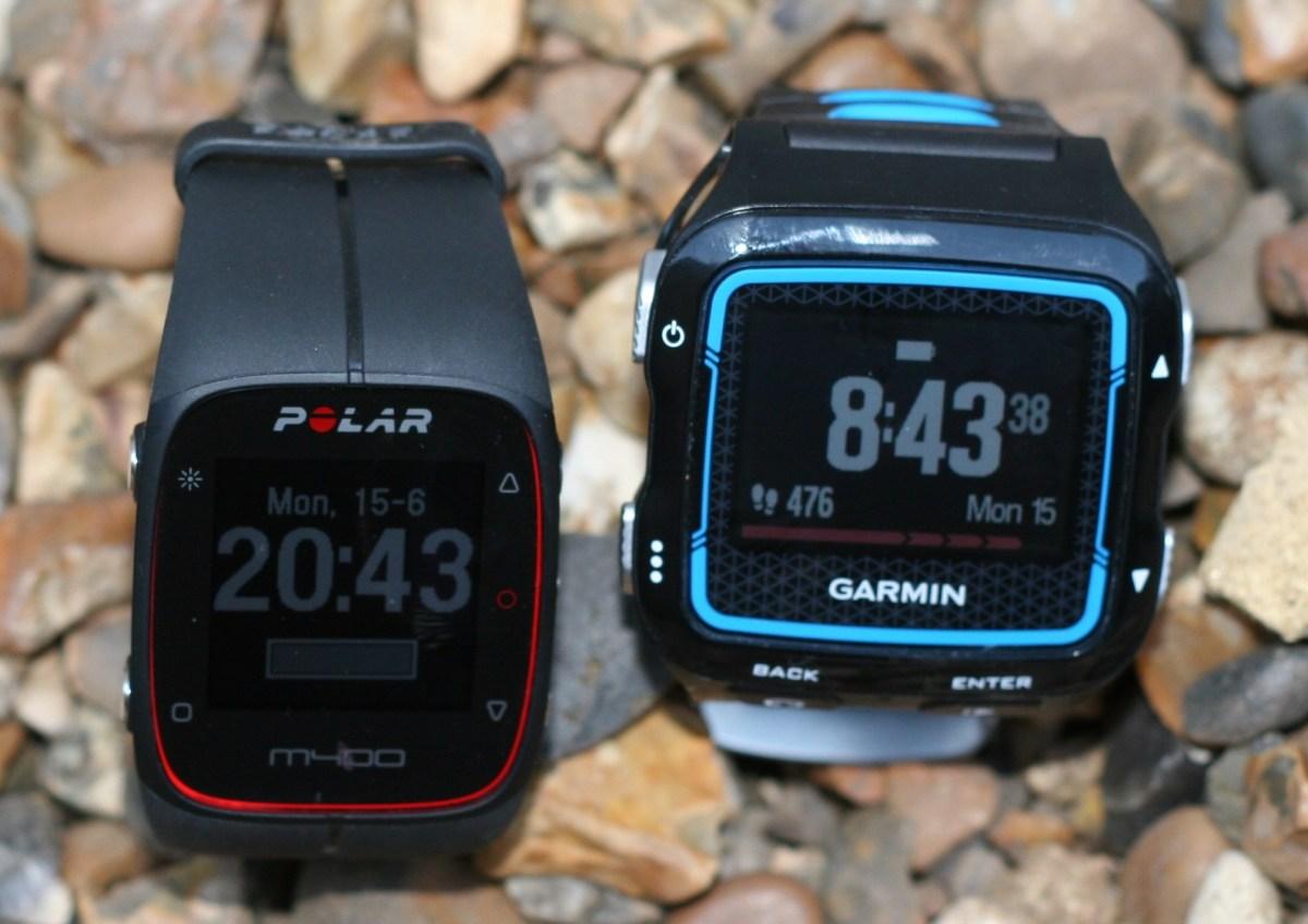 Polar M400 Garmin 920XT