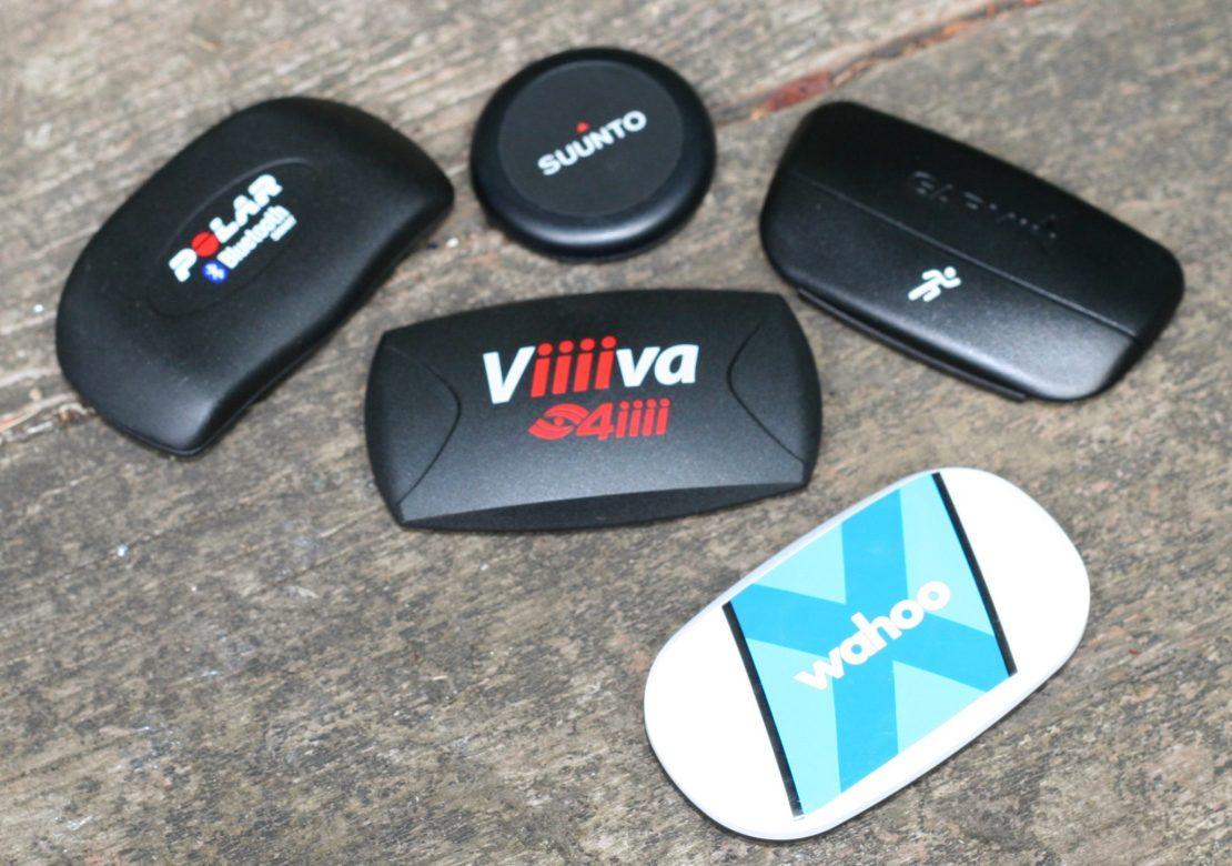 Suunto 5 Review 4iiii Viiiva V100 Heart Rate Monitor, Polar H7, Wahoo TICKR-X, Suunto SMART Belt, Garmin HRM-RUN