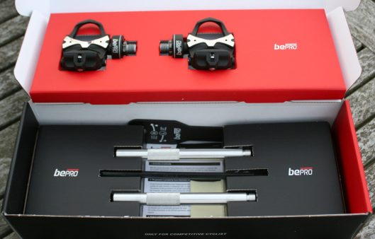 Favero bePRO Pedals - Power Meter Review Unboxing