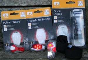 Nathan Pulsar Strobe HyperBrite Orion Review