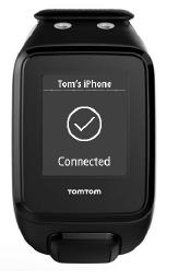 TomTom Runner 2 Spark - Pairing