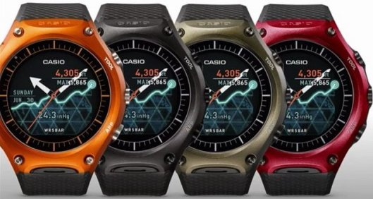Casio Outdoor WSD-F10