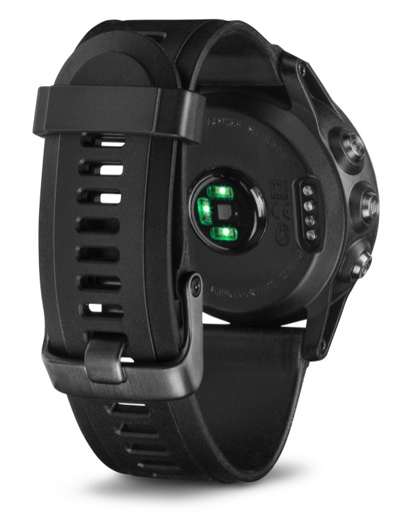 Fenix 3 optical HRM