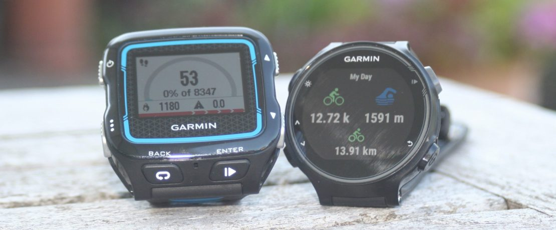 Garmin Forerunner 920XT Review vs Garmin Forerunner 735XT Review Comparison