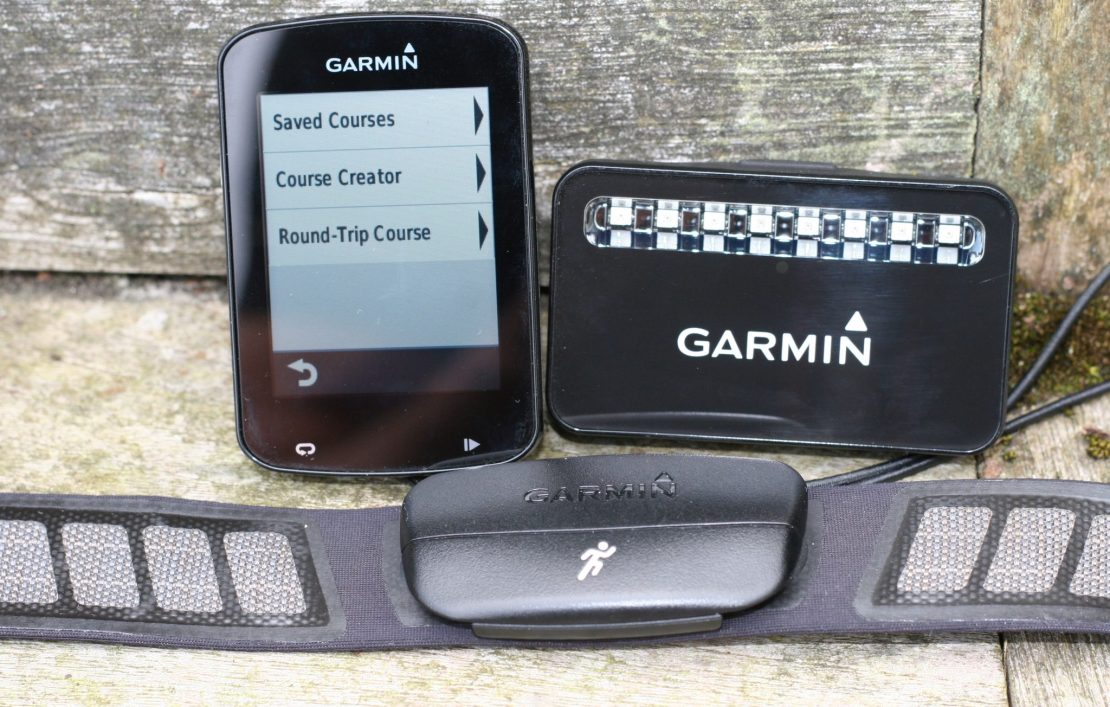 Garmin Edge 820 Varia RTL 500 HRM-RUN