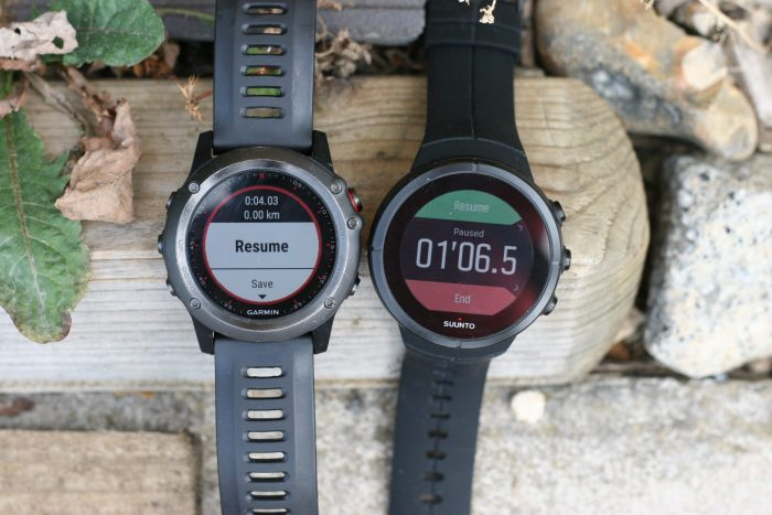 Suunto Spartan Ultra vs Garmin Fenix 3 Review