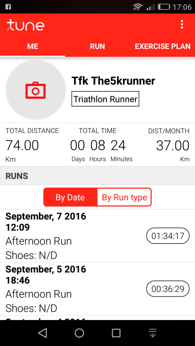 KINEMATIX TUNE Insoles and APP Running Analysis