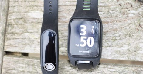 TomTom Touch and TomTom Runner 3 / Spark 3