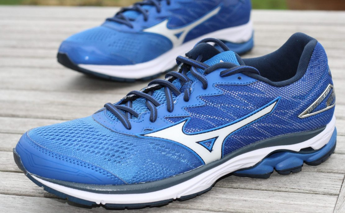 Mizuno Wave Rider Review waverider 21 20 19 18 running shoe