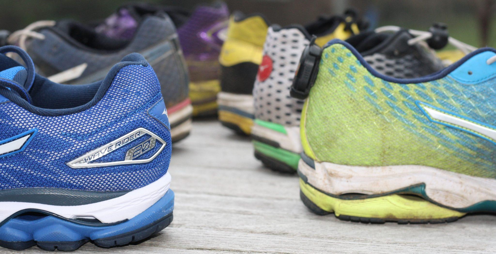 Running Shoe Lifespan