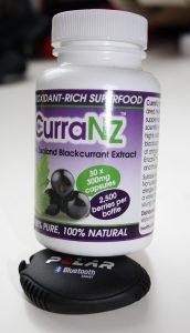 Curranz blackcurrant extract capsules