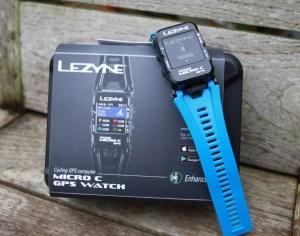Lezyne Micro C GPS Watch