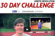 Kinetic Revolution, James Dunne, Free 30 Day Challenge, Run Strength Training Programme