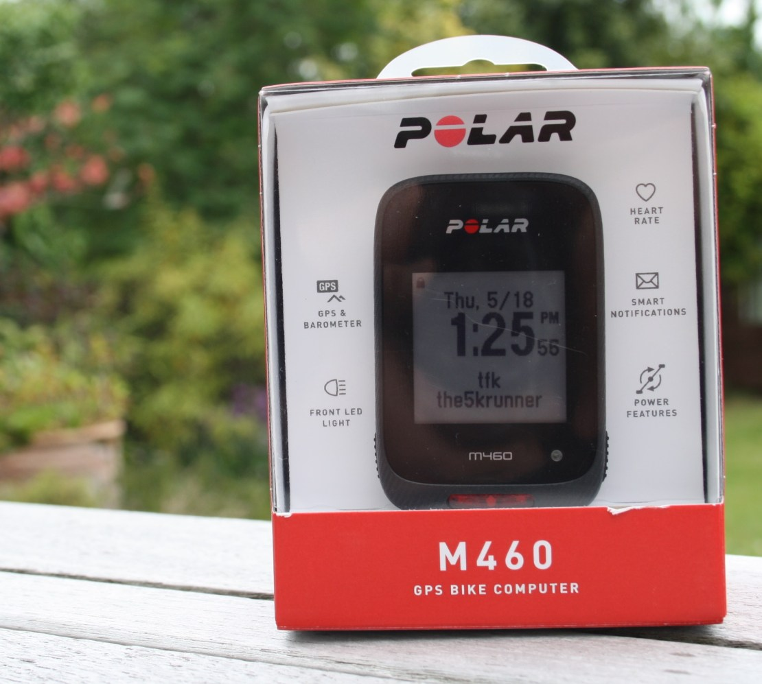 Polar M460 Review