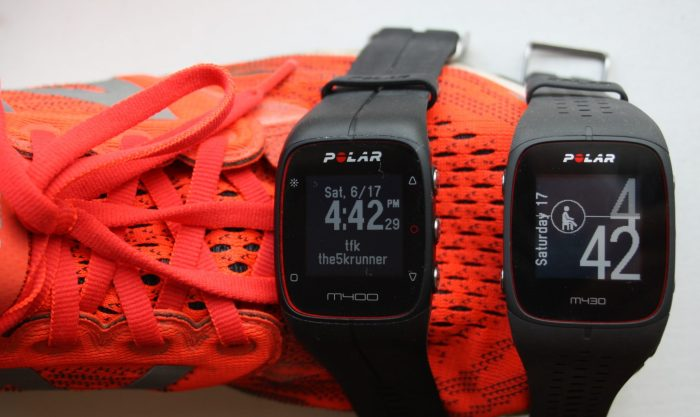Polar M430 Review m400