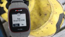 Polar M430 Detailed Review stryd