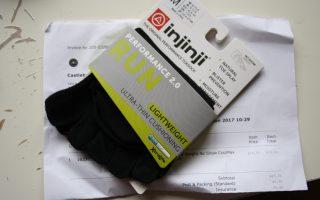Injinji running Socks review