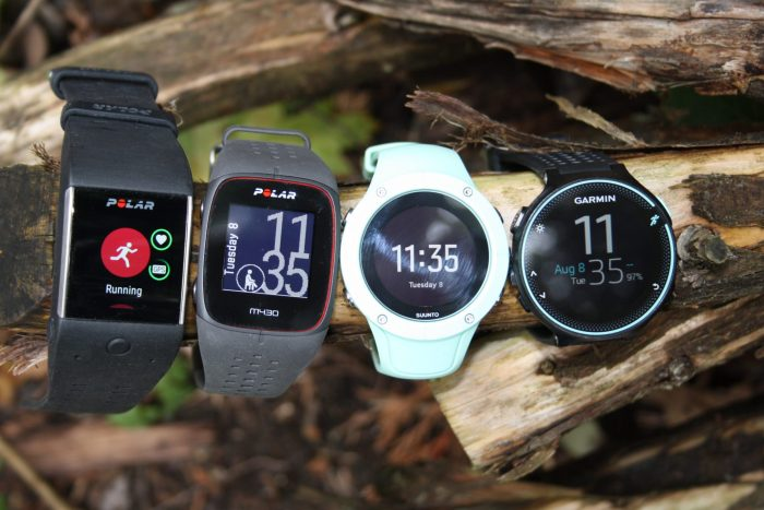 Suunto SPARTAN TRAINER vs Polar M600, M460, Garmin 235