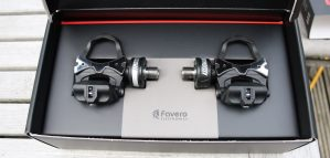 Review Favero Assioma Duo Uno Power Meter Pedal