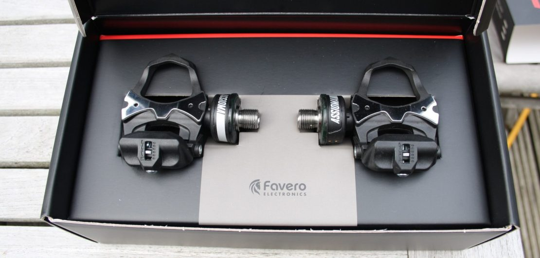 Favero Assioma Review Favero Assioma Duo Uno Power Meter Pedal