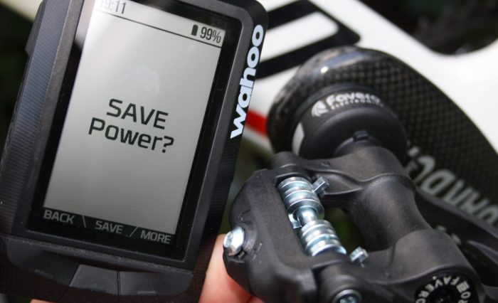 Review Favero Assioma Duo Uno Power Meter Pedal WAHOO ELEMNT