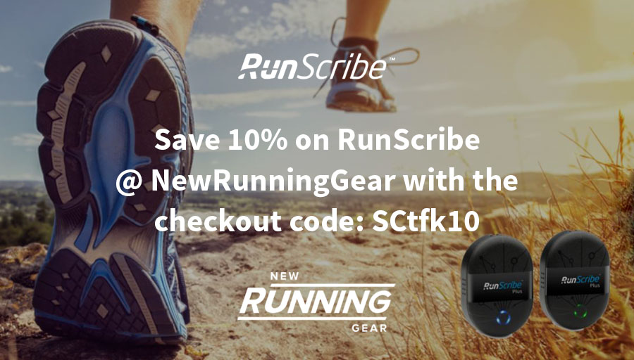 runscribe plus newrunninggear review buy price sale discount