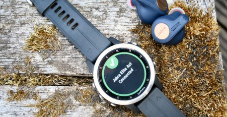 Jabra Elite Active 65t Review Garmin 5S Plus