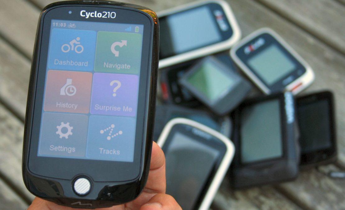 Mio Cyclo 210 Review