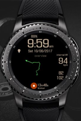 SportyWatch-S3-Track