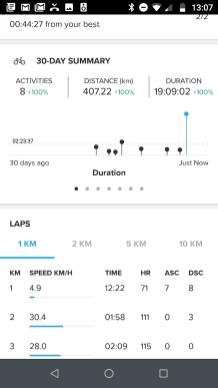 Suunto 5 Review app