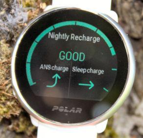 Polar Ignite Review Sleep