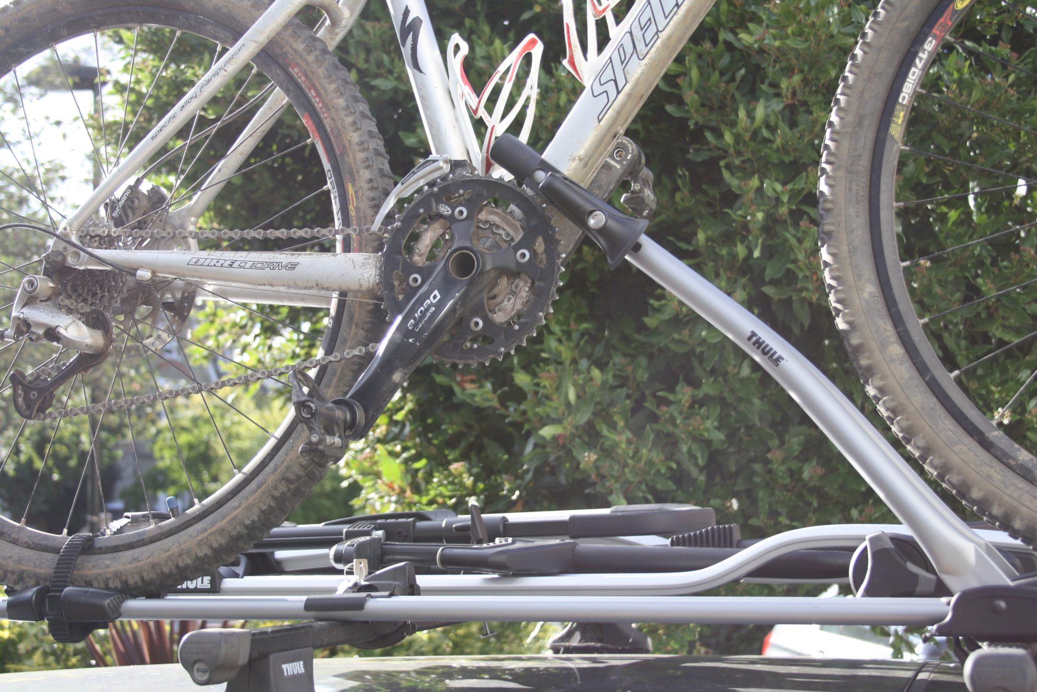 ETC Frame Securing Arms 2 Bike