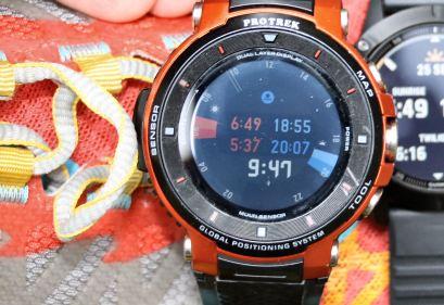 Casio Pro Trek Smart Review WSD-F30