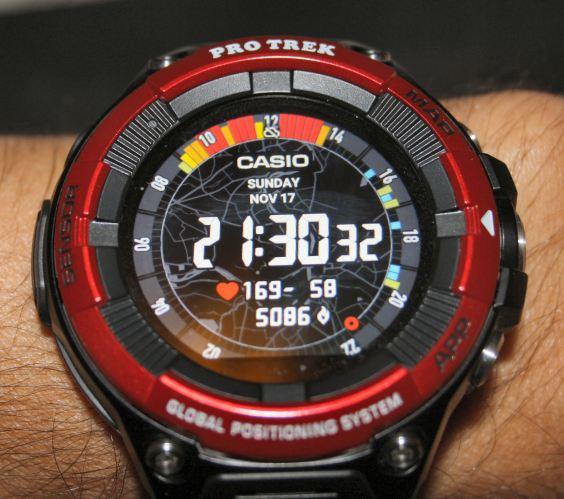 Casio WSD-F21 Review | Pro Trek Smart