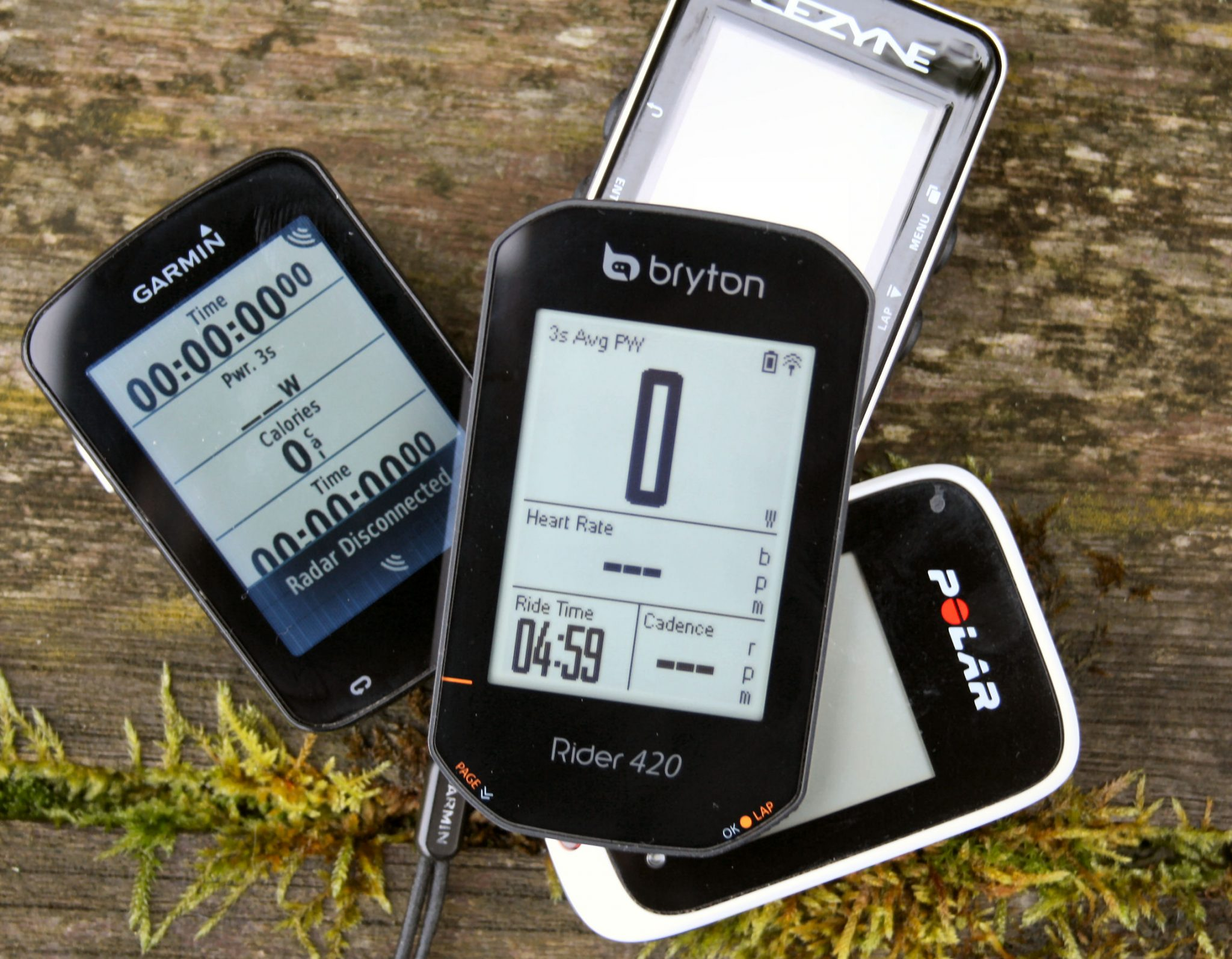 Bryton Rider 420 Review Specs