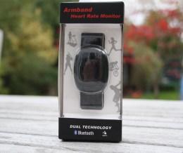 Runar optical HRM Arm band strap