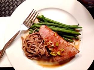 Dinner tonight - Seared Tuna