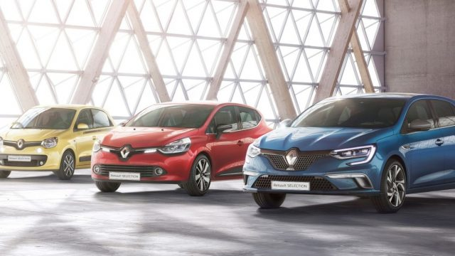Renault models that were expected to come to Pakistan.