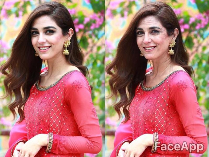 FaceApp app is doing the rounds aroung the world truning people 50 years older from now.